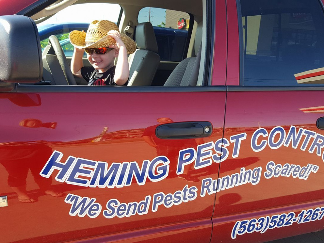 About Heming Pest control